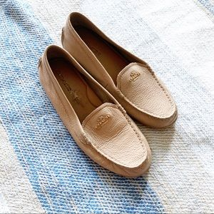 Coach Nude Loafers